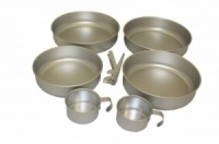 SunnCamp Explorer 6 Piece Cook Set
